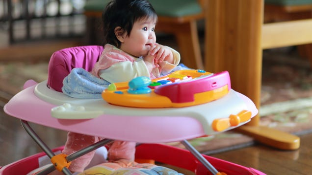 Infant Walkers Are Still Bad