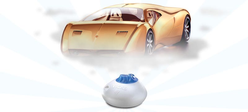 Illustration for article titled This 1700 HP Blob Of A Supercar Seems Like Impossible Nonsense