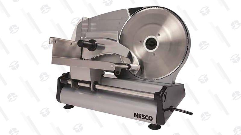 Máquina de cortar Nesco Deli   $60   WalmartGráfico: Shep McAllister