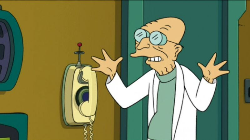 Illustration for article titled Potentially not-so-good news, everyone: Futurama has been canceled again
