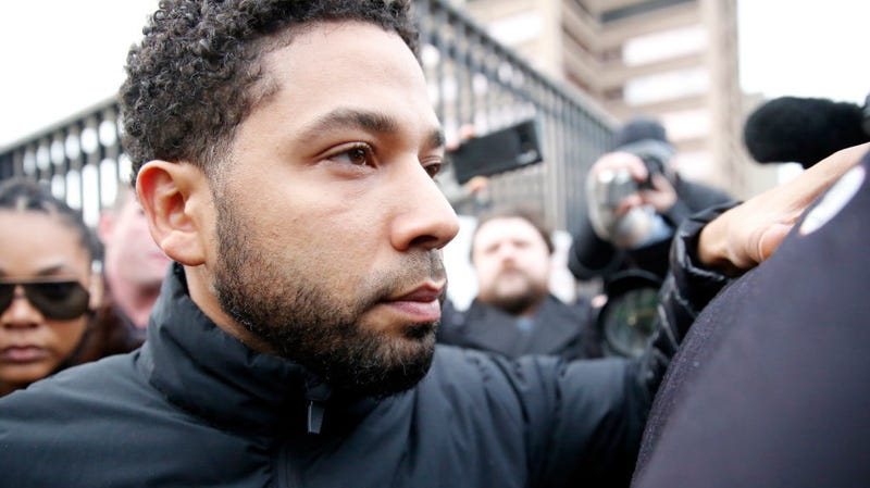 Illustration for article titled Jussie Smollett Indicted on 16 Felony Counts