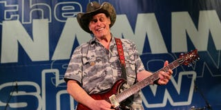 Ted Nugent (Getty Images)