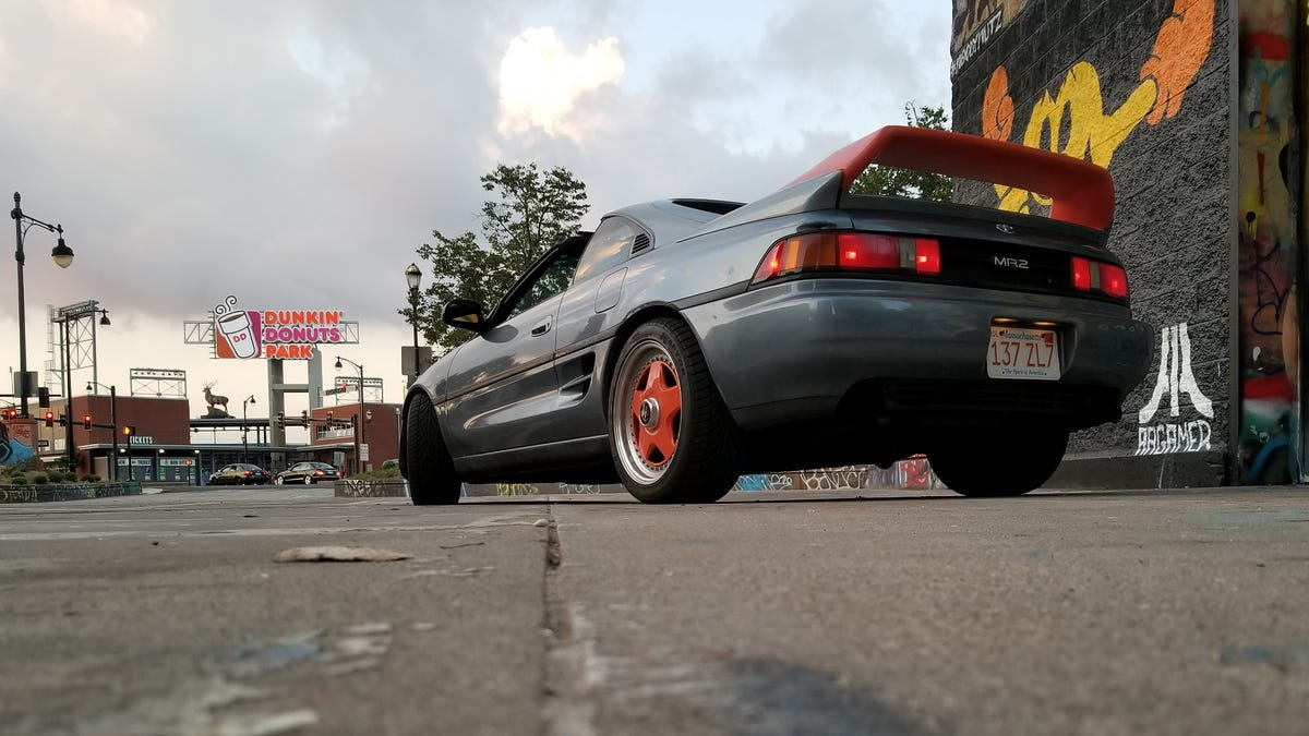This Toyota MR2 Was Almost Scrapped But a JDM V6 Swap Made It Perfect