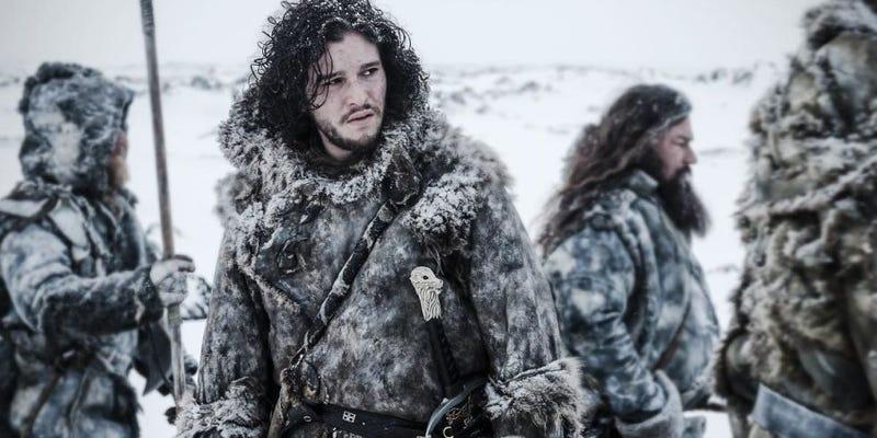 Illustration for article titled Se filtran nuevos detalles acerca del futuro de Jon Snow en la séptima temporada de Juego de Tronos