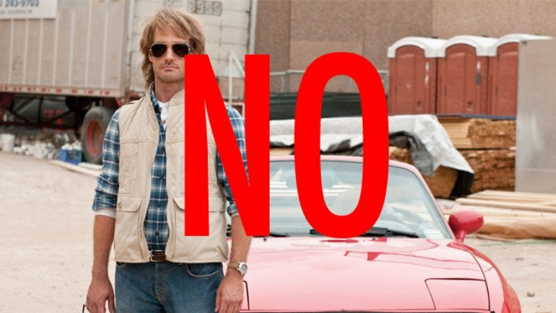Illustration for article titled There will not be a MacGruber 2, Will Forte says somewhat redundantly
