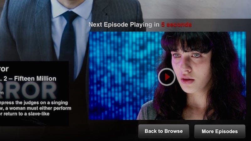 """Illustration for article titled Flix Assist Removes Netflix's """"Are You Still Watching?"""" Prompt and Countdown"""