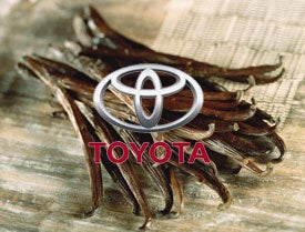 Illustration for article titled 2011 Toyota Camry To Use Vanilla Beans In Seat Foam