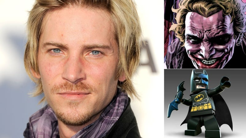 In This Year's Bat-Stuff, Batman and The Joker Have the Same Voice
