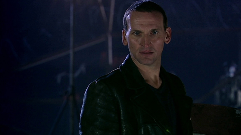 The quiet fury of Eccleston's Doctor was one of the things that made him such a great incarnation.