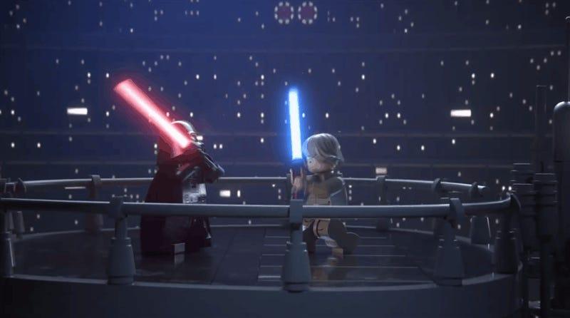 Lego Star Wars: The Skywalker Saga Covers Nine Movies In One Game