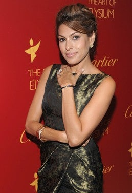 Illustration for article titled Eva Mendes Cries At Cartier; Michelle Obama Will Not Wear Fur