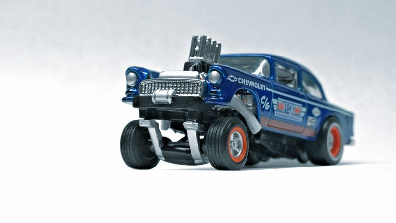 Illustration for article titled CUSTOM!  55' Chevy Gasser mash up part 2!  Lots of pics and how-to