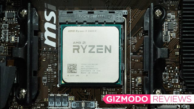 Our First Look at AMD s Second-Generation Ryzen CPU Is Proof It s No One Hit Wonder