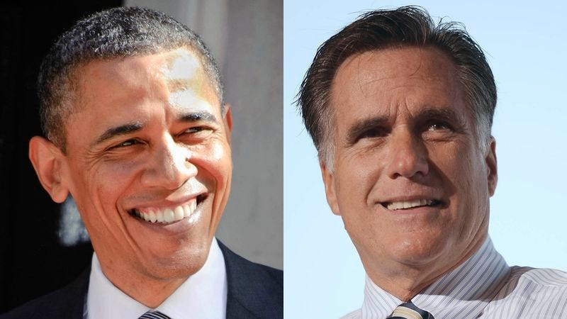 Illustration for article titled Obama, Romney Urge Americans To Purchase 'The Onion Book Of Known Knowledge'