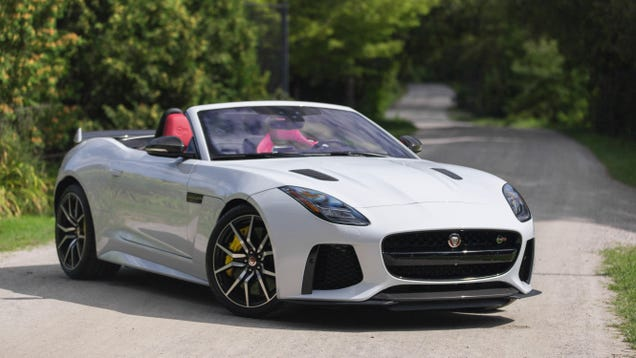 What Do You Want To Know About The 2020 Jaguar F-Type SVR