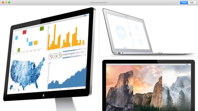 Arranged Organizes Web Pages Into Customizable Layouts on Mac