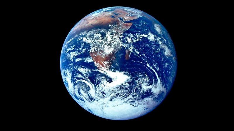 Illustration for article titled 7.1 Billion Demonstrate In Favor Of Global Warming
