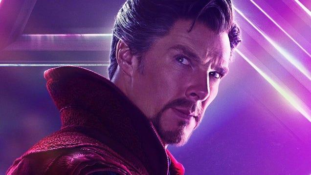 Doctor Strange 2 Had to Be Rewritten When Marvel Cut Strange From WandaVision