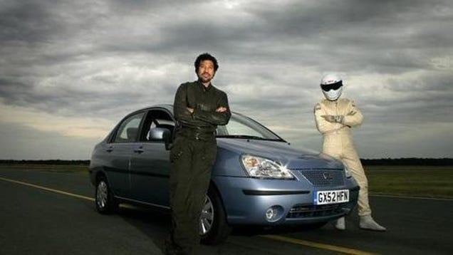 Top Gear Reasonably Priced Car List