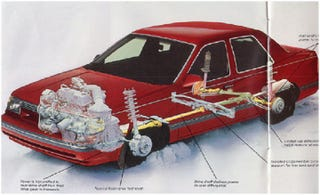 Illustration for article titled Ford Tempo day you say?