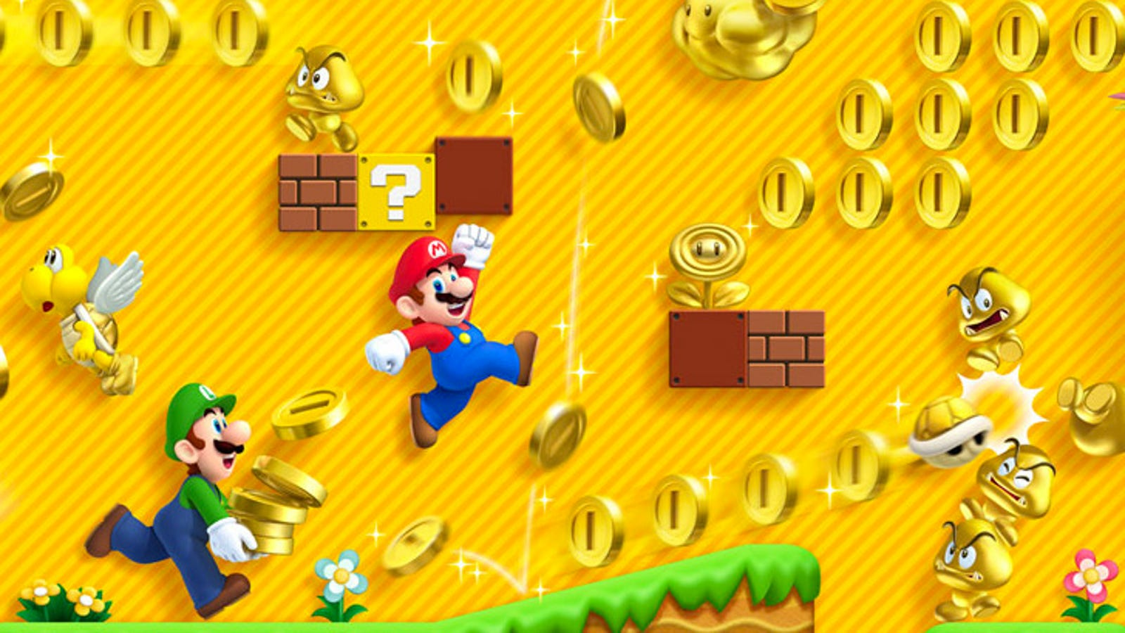 New Super Mario Bros 2 DLC and Real-World Pokémon Hunting