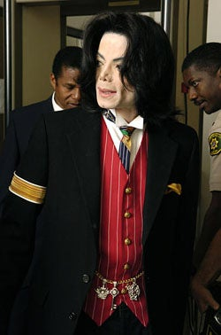Illustration for article titled Michael Jackson Is Doing A Fashion Line?  Insert Glove Joke Here