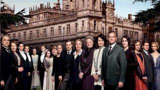 The cast of Downton AbbeyPBS