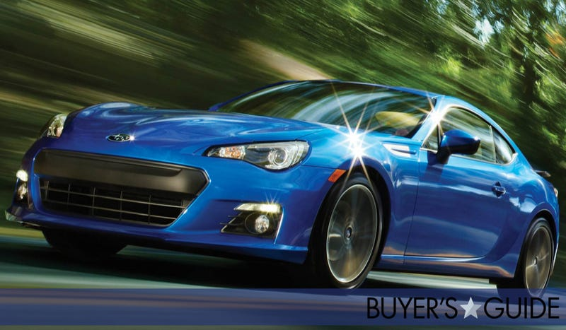 Illustration for article titled Subaru BRZ: The Ultimate Buyer's Guide