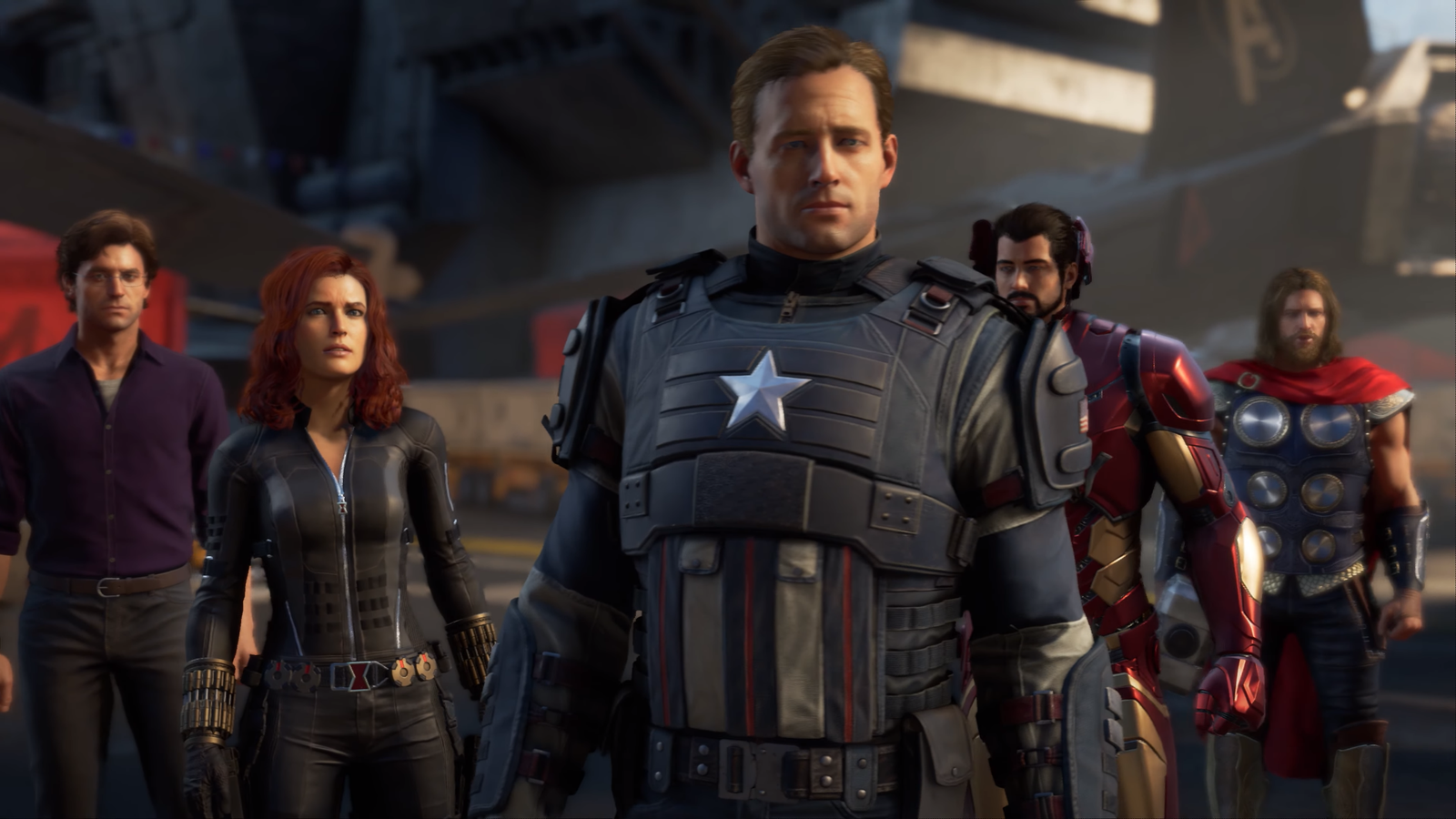 Watch the First Trailer for Square-Enix's Avengers Game