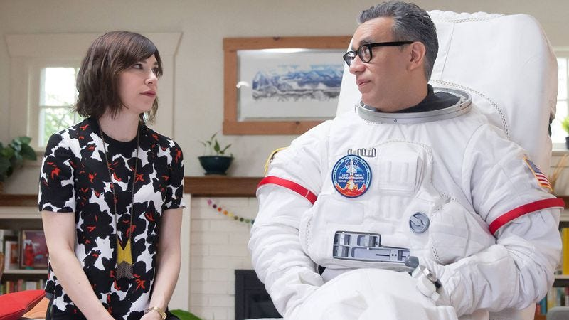 Carrie Brownstein, Fred Armisen (IFC)