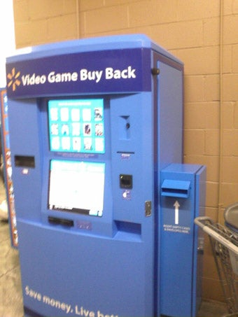 Illustration for article titled Wal-Mart Launching Video Game Trade-In Kiosks