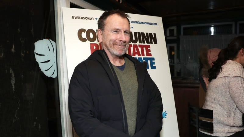 Illustration for article titled Colin Quinn to host CNN's first comedy special
