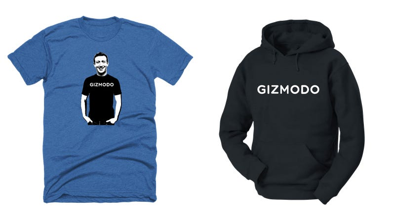 Illustration for article titled Save 20% At The Gizmodo Store: Plus A New, Somewhat Topical Design