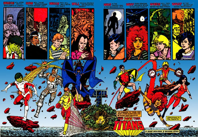 Illustration for article titled 10 Teen Titans (Plus 1 Other) We Would Love To See In The New TV Series