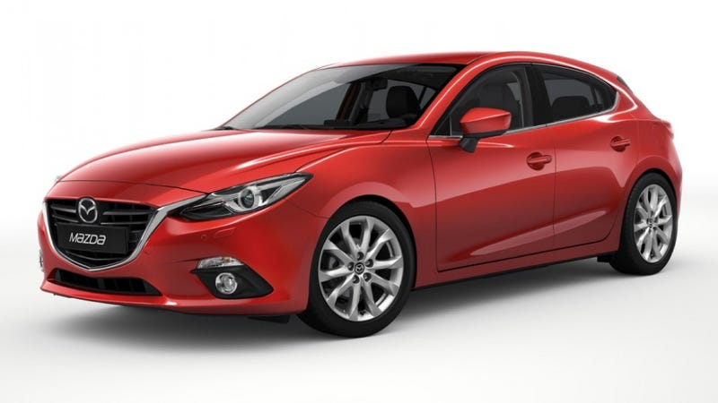 Illustration for article titled 2014 Mazda3: This Is It