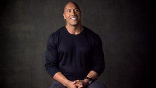 "Dwayne ""the Rock"" Johnson on Oprah's Master ClassOWN"
