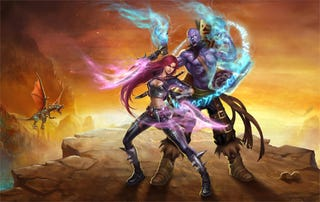 Illustration for article titled League Of Legends Kicks Off Season One Next Week