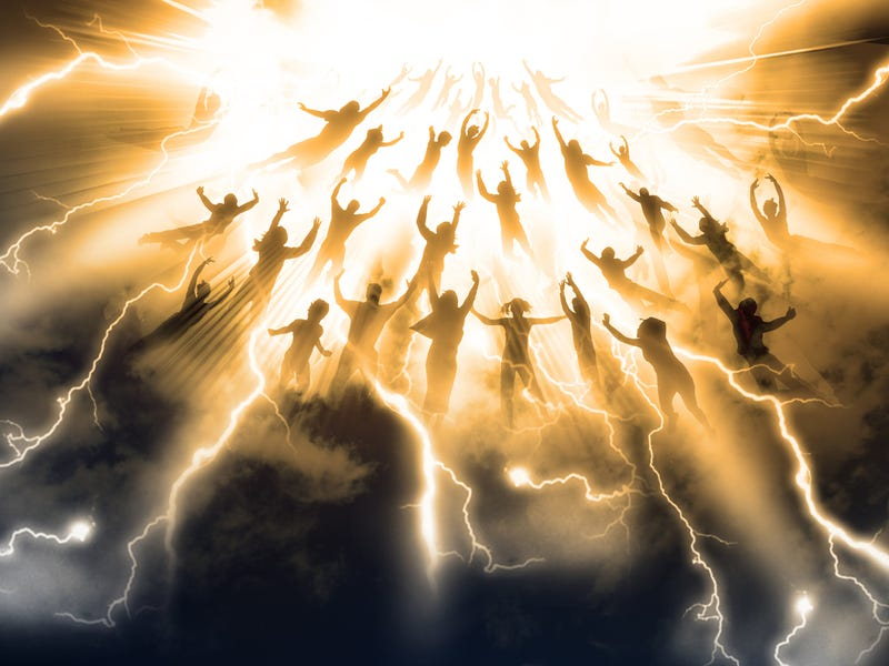 The Very Short History of the Rapture