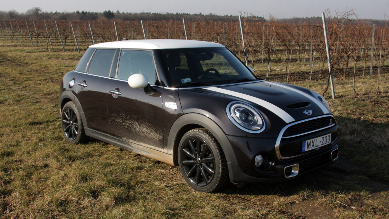i drove a new diesel mini cooper sd for an hour. Black Bedroom Furniture Sets. Home Design Ideas
