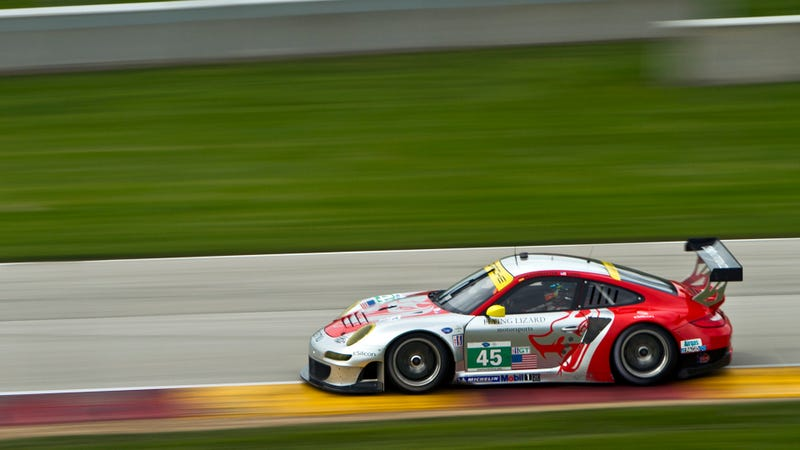 Illustration for article titled ALMS At Road America: The Über Gallery