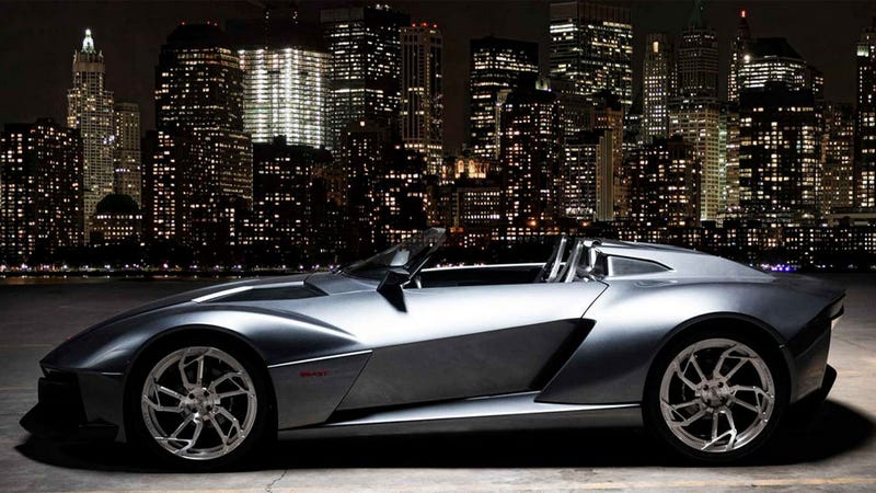 Illustration for article titled Rezvani Has Finally Built Their Beast, And It Looks Quite Beastly
