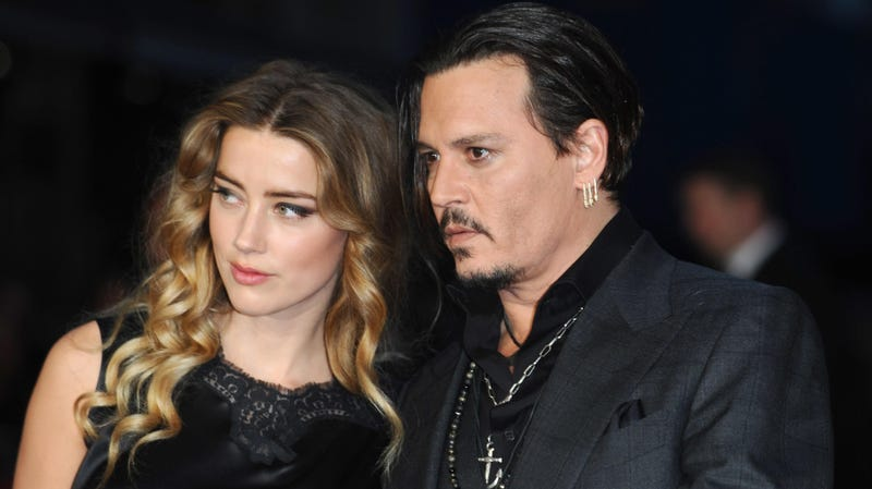 Illustration for article titled Johnny Depp is Waging a Bitter War Against Amber Heard's Accusations of Abuse [UPDATE]