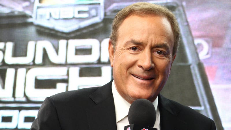 Illustration for article titled Giants Players Beg Al Michaels Not To Use Their Real Names During Starting Lineup Introduction
