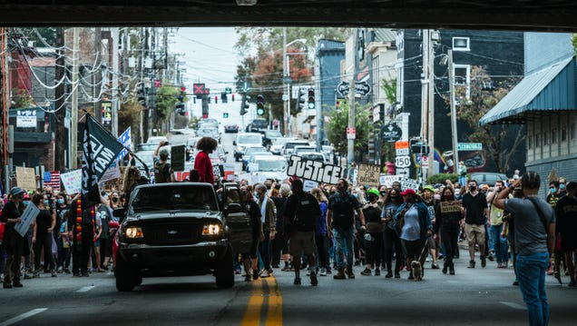 Government Privacy Watchdog Asked to Investigate Surveillance of Black Lives Matter