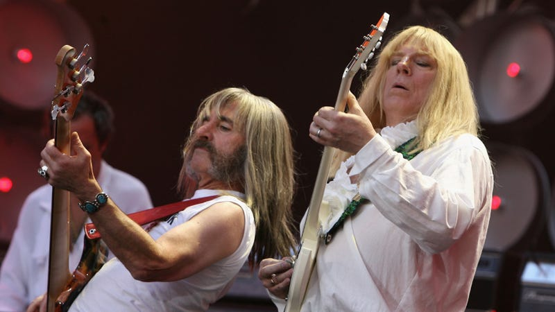 Harry Shearer and Michael McKean of Spinal Tap
