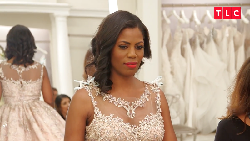 Omarosa And A Lovely Throuple Star In Say Yes To The Dress Teaser