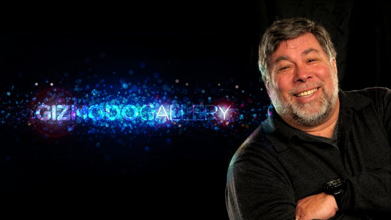Illustration for article titled Steve Wozniak Will Co-Host the Gizmodo Gallery Opening Party