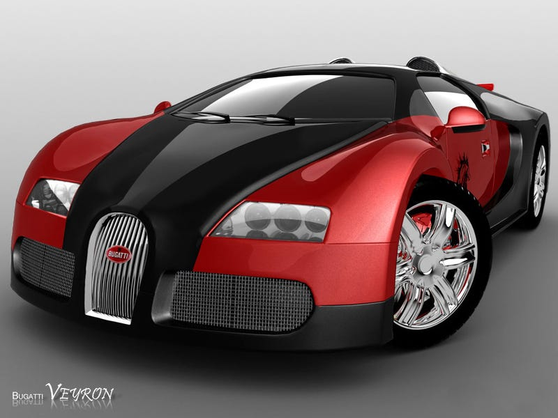 Illustration for article titled A Rant About The Veyron