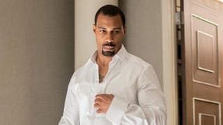 Omari Hardwick as Ghost in the Starz series Power Starz