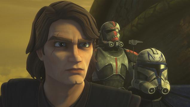 Star Wars: The Clone Wars  Matt Lanter Says He s Not Done With Anakin Skywalker